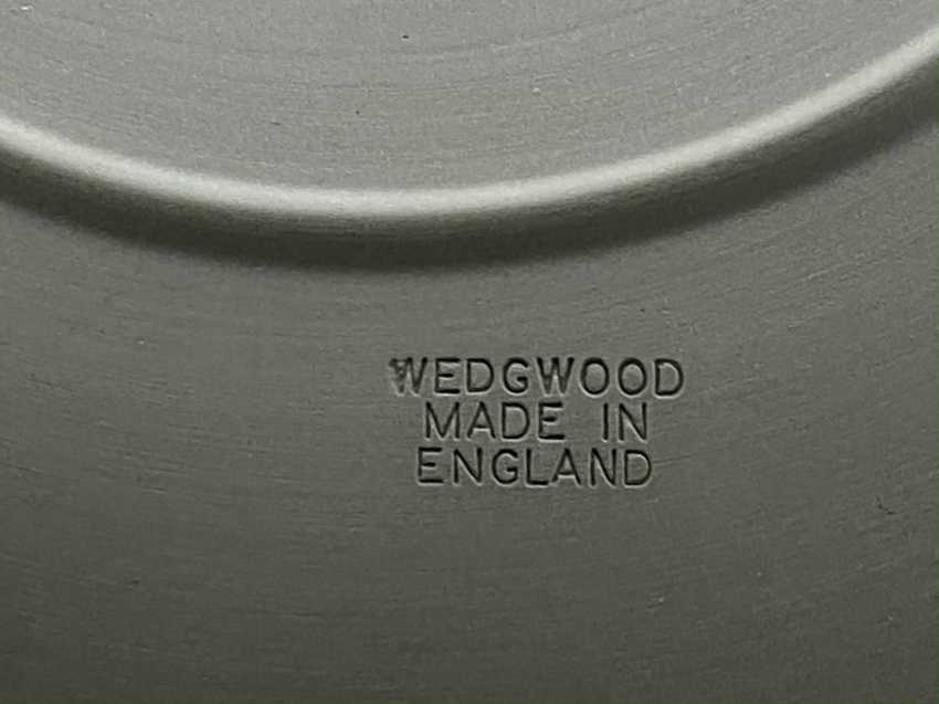 """Dish Wedgwood """"Antique"""". Neo-classicism, England, biscuit porcelain, handmade. 1970 -1974 - photo 4"""
