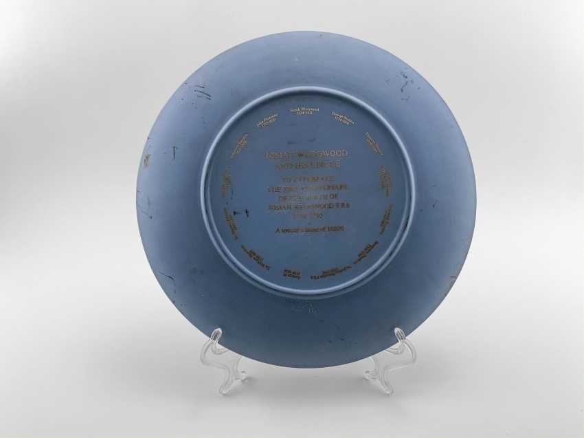 """Dish Wedgwood """"Josiah"""". Neo-classicism, England, biscuit porcelain. 1980 - photo 2"""
