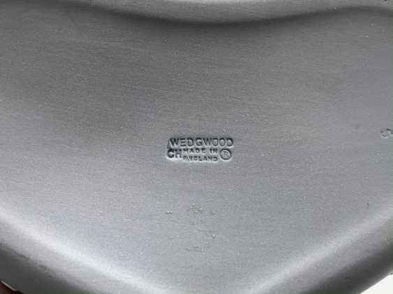 """Jewelry box Wedgwood """"Hesione"""". Neo-classicism, England, biscuit porcelain. 1974-1990 gg. - photo 5"""