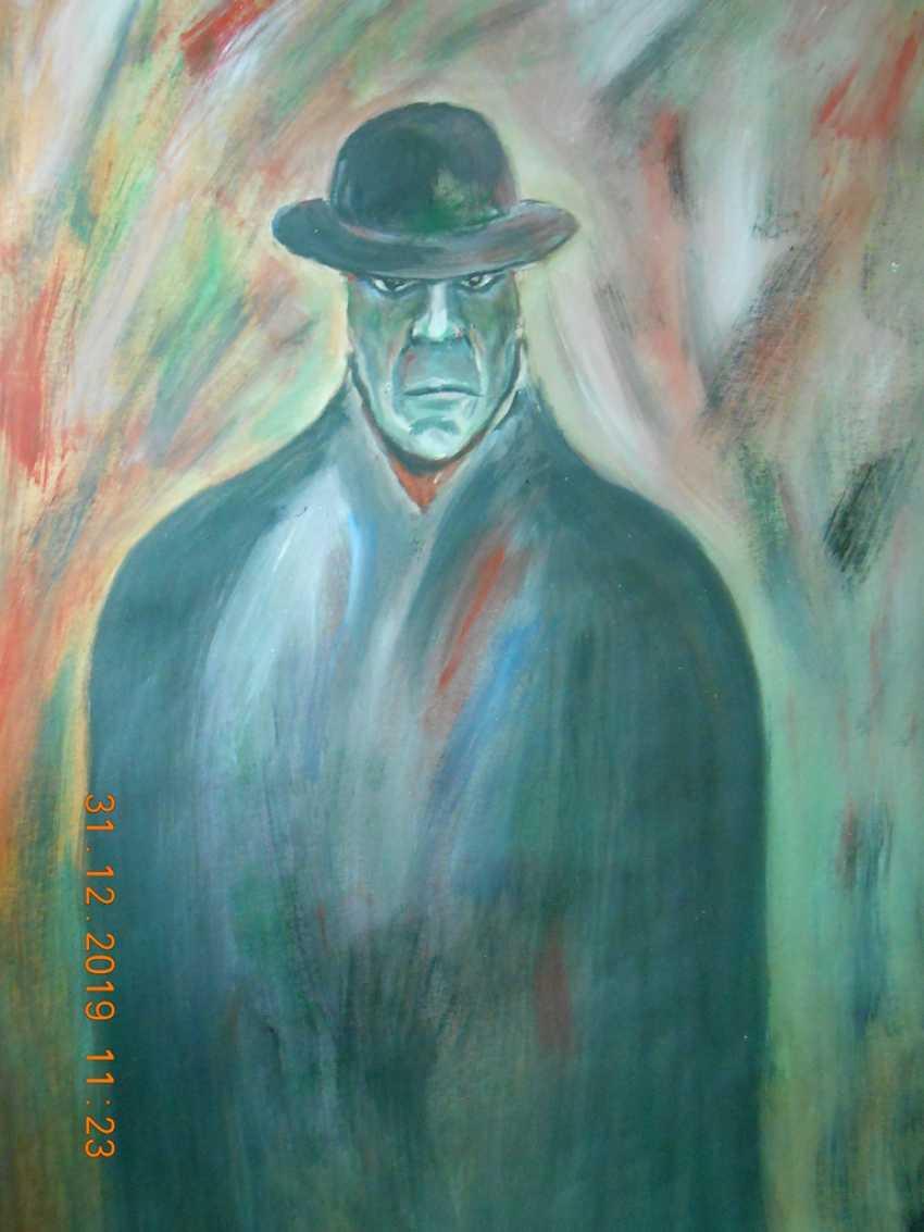 Igor Behter. The man in black - photo 1