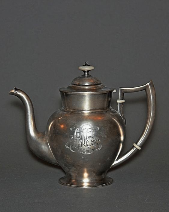 Kettle Zverev N. N., silver 84 - photo 1