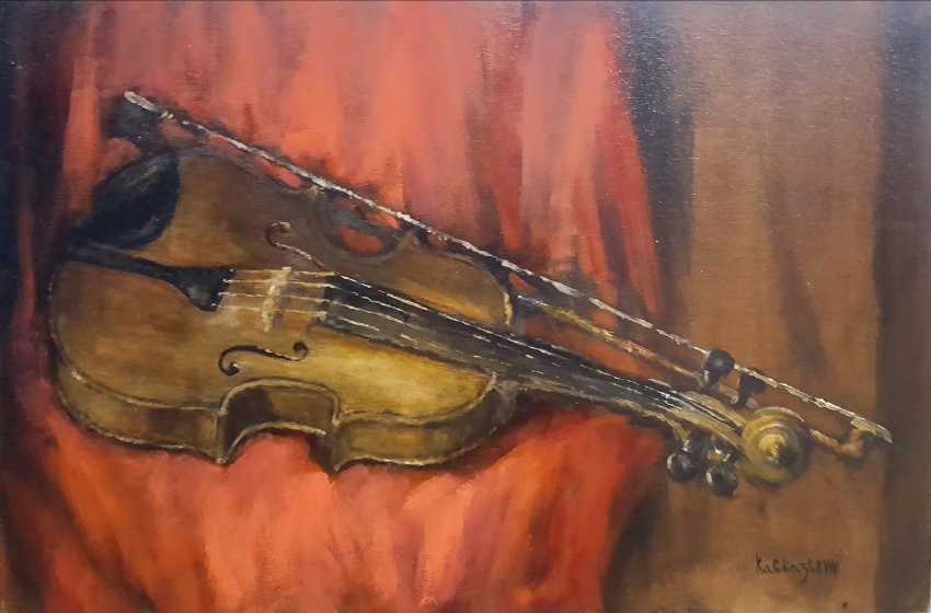 Yurij Kavkazskij. Violine - Foto 1