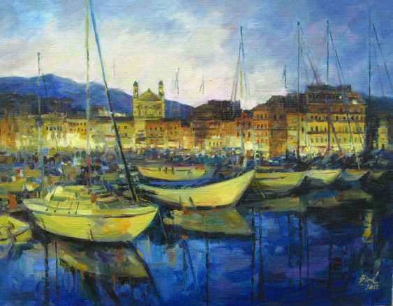 Yulia Bird. Corsica. Boats. - photo 1