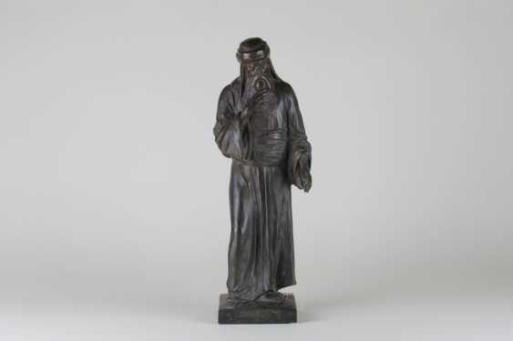 """The Sculpture """"Nathan The Wise"""". - photo 1"""
