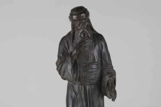 """The Sculpture """"Nathan The Wise"""". - photo 2"""