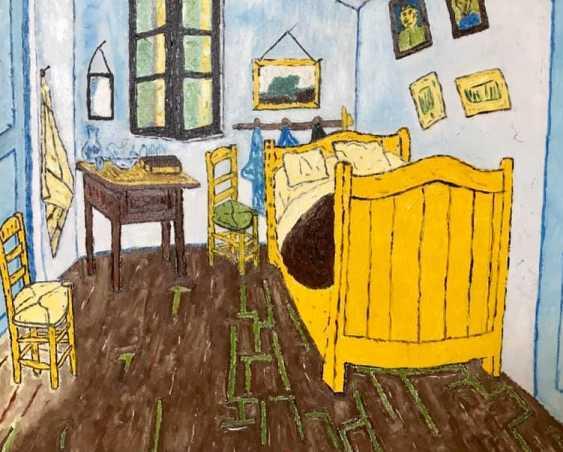Yevhenii Tsyganenko. Bedroom in Arles - photo 1