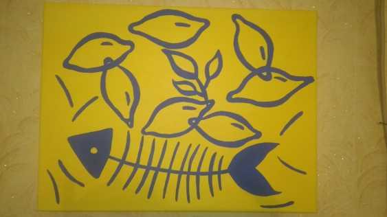 Nataliya Kutikhina (Bronstein). The Lemons and Fish - photo 1