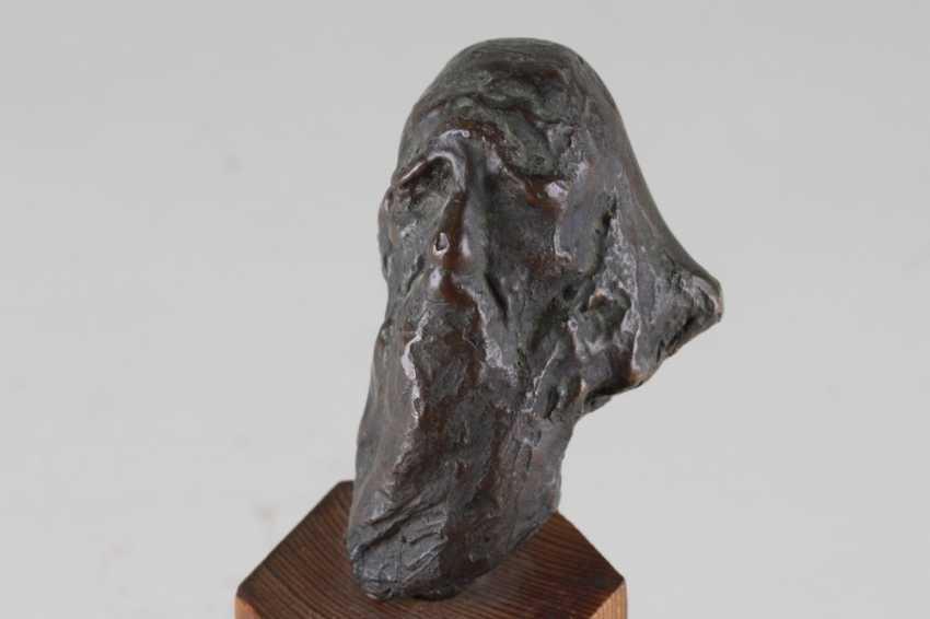 "Bust ""Head of the elder."" - photo 2"