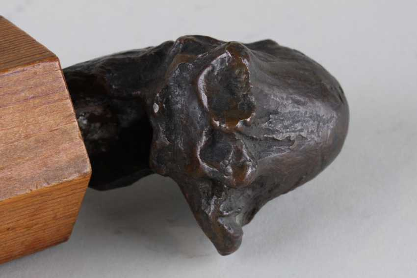 "Bust ""Head of the elder."" - photo 3"