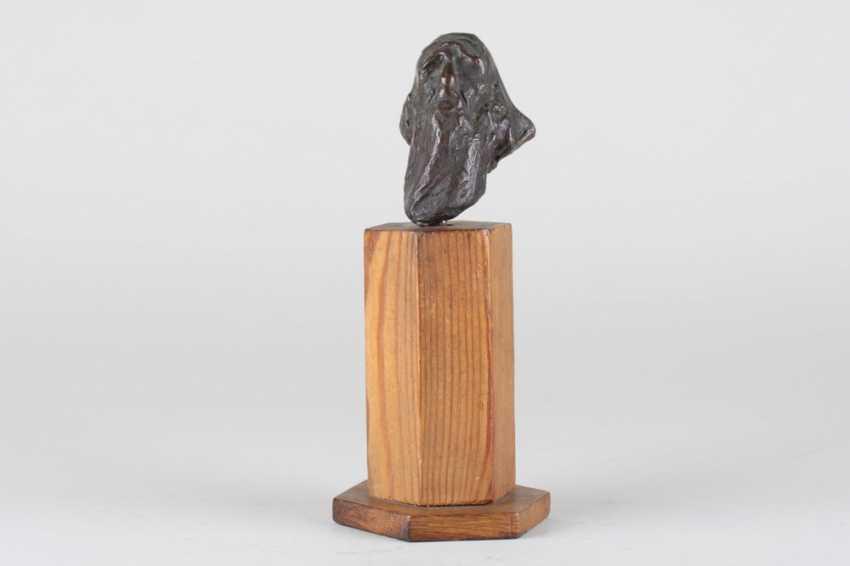 "Bust ""Head of the elder."" - photo 4"