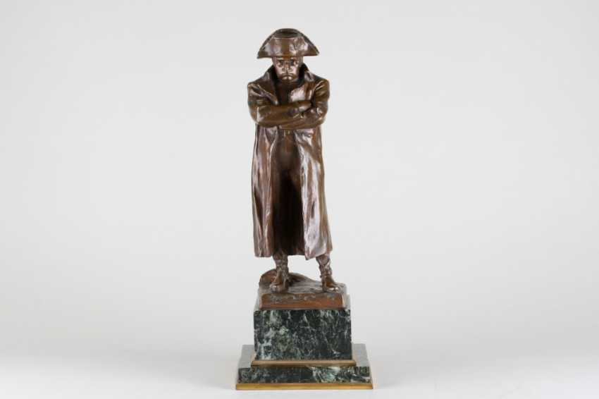 Sculpture Of Napoleon - photo 1