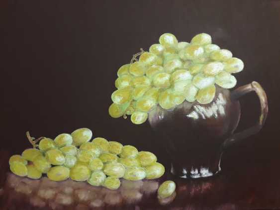 Aleksei Roshchanovskii. Grapes, etude - photo 1