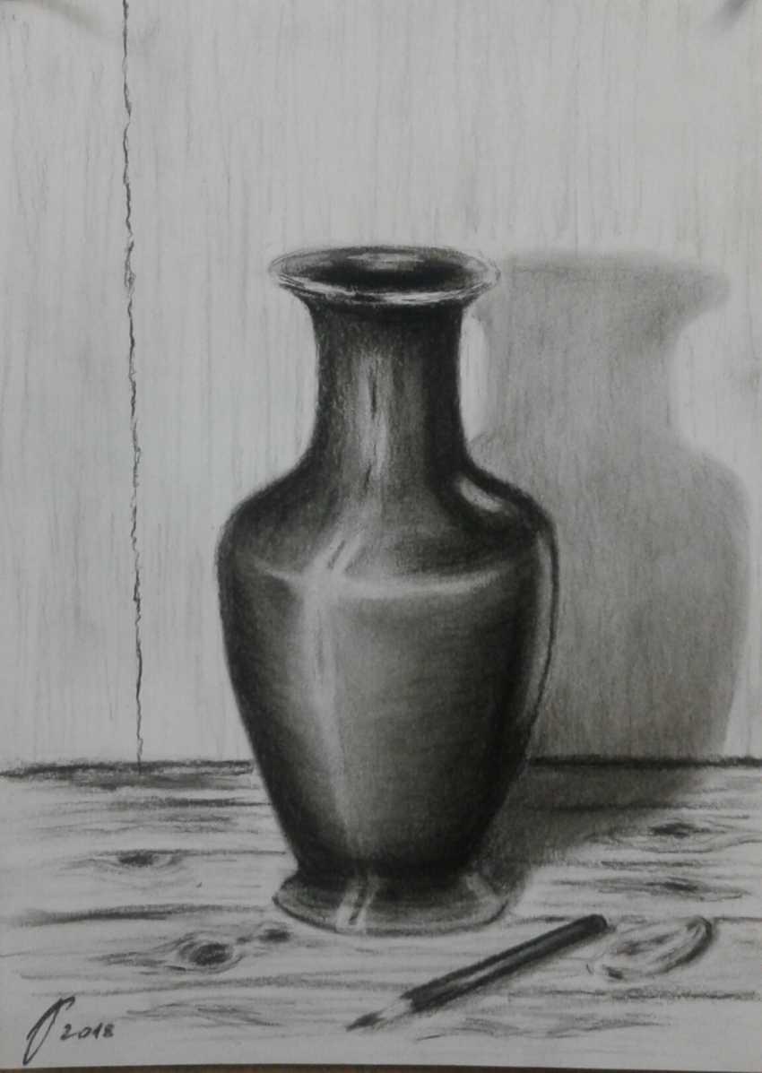 Aleksei Roshchanovskii. Still life with a pencil - photo 1