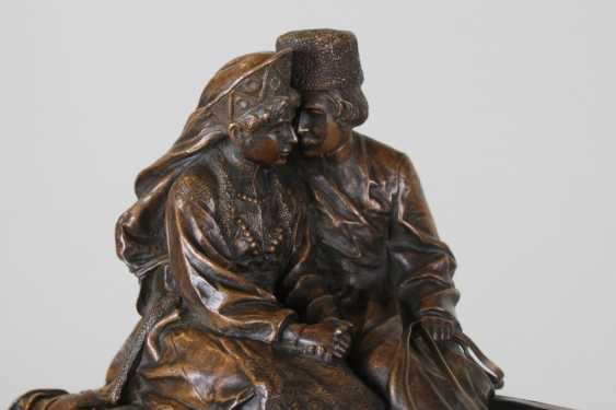 Sculpture of a Young Cossack with Cossack in Voske - photo 4