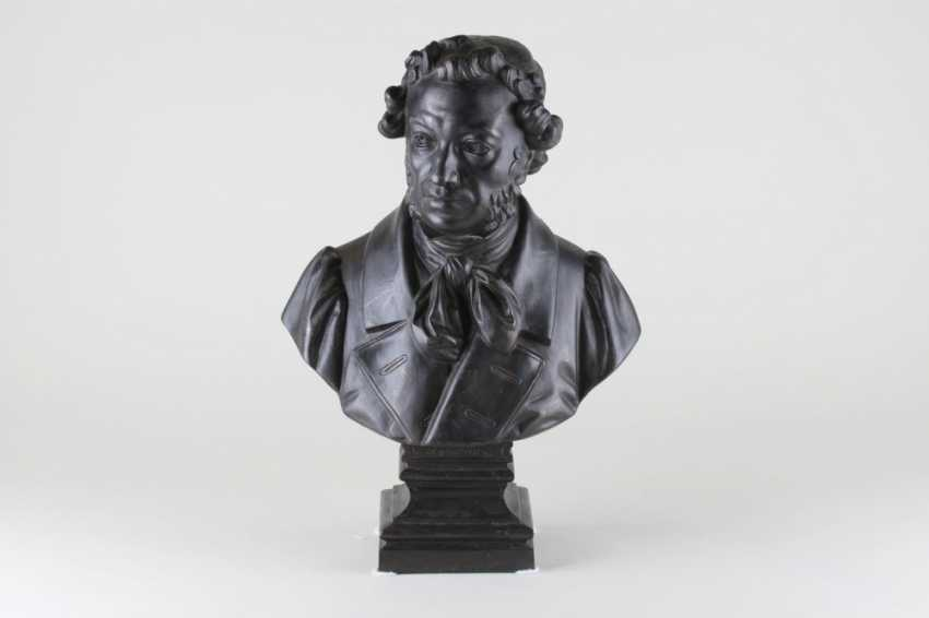 Bust Of A. S. Pushkin - photo 1