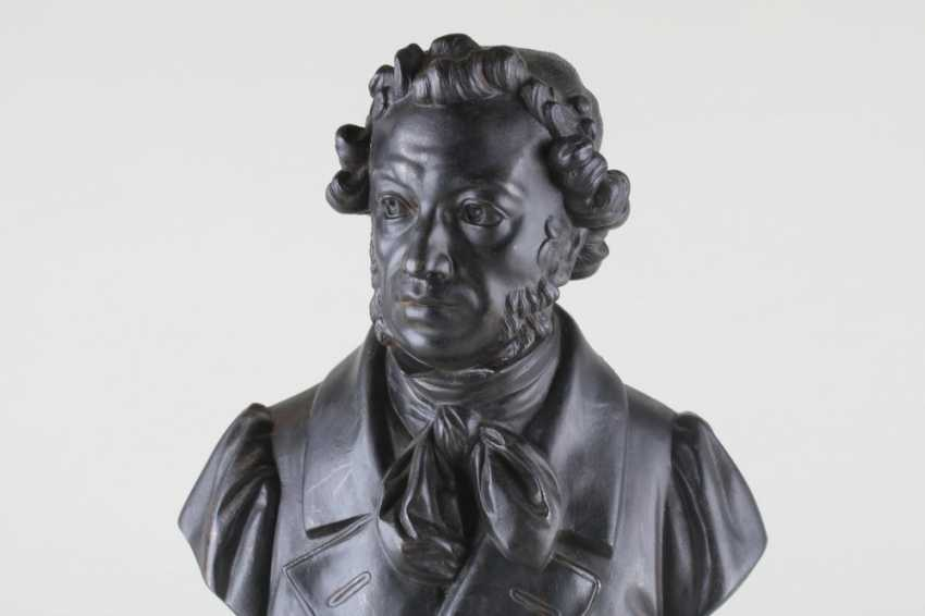 Bust Of A. S. Pushkin - photo 2