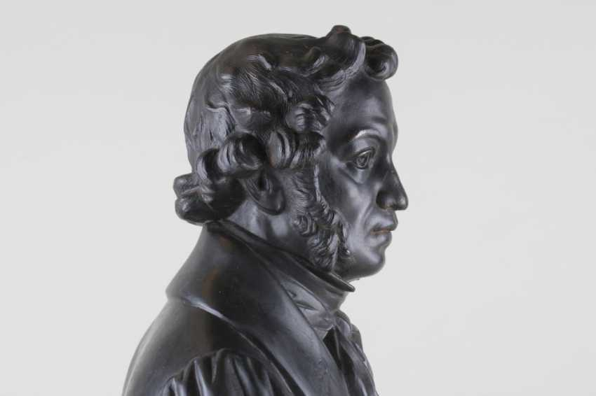 Bust Of A. S. Pushkin - photo 3