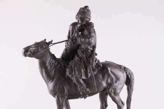 Sculpture Farewell, E. Lanceray - photo 3