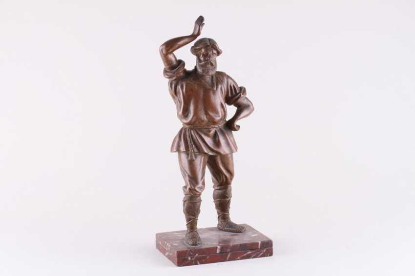 Sculpture Dancing man - photo 1
