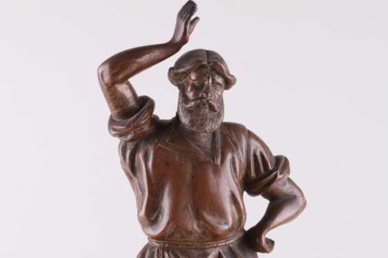 Sculpture Dancing man - photo 2