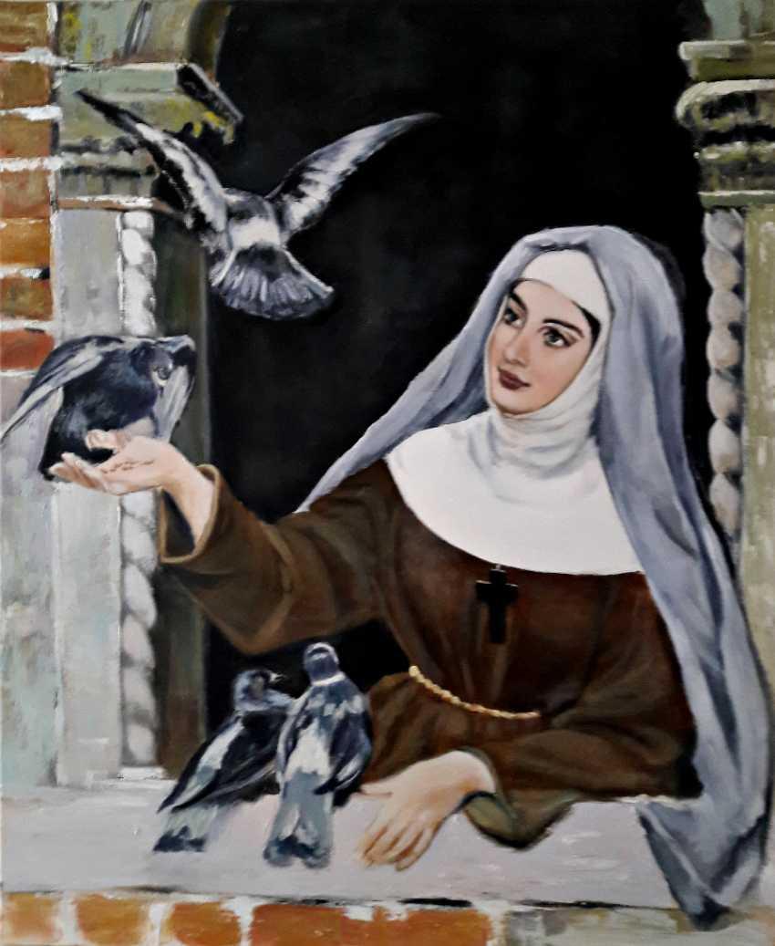 Svitlana Antonova. *God's creation* - photo 1