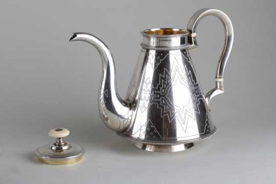 Set in the Russian style silver 84 samples, 1876. - photo 4