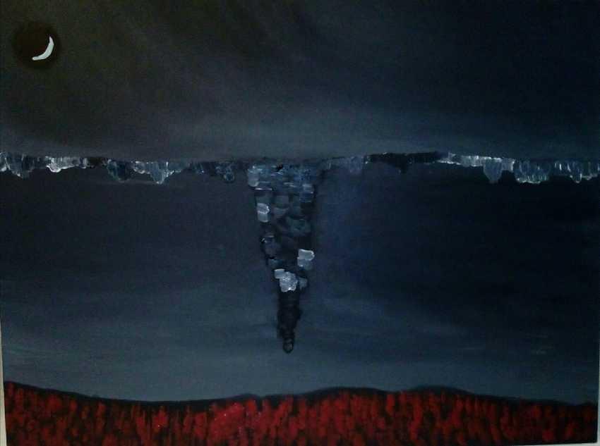 Yehor Solomakha. Darkness. - photo 1