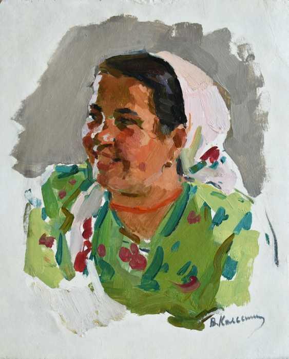 Vladimir Kolesnik. Portrait of a pig - photo 1