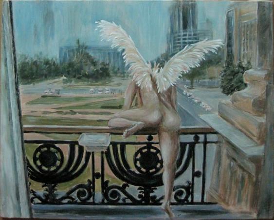 Alexandra Berezovenko. Cupid - photo 1