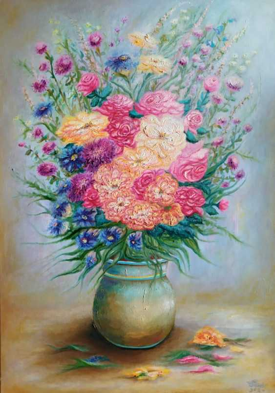 Elena Filippova. Rainbow bouquet - photo 1