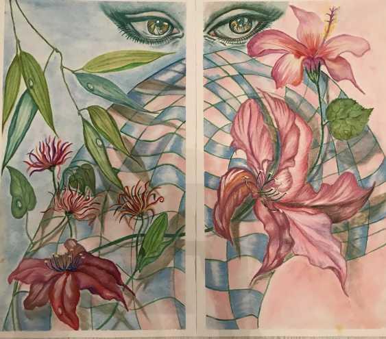 Olga Bunevich. Pink Blue - photo 1