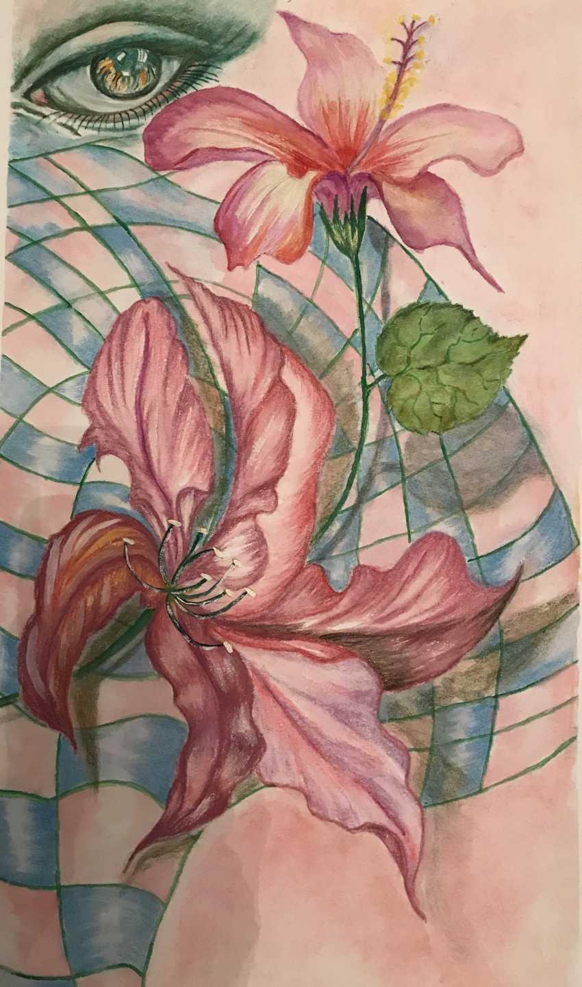 Olga Bunevich. Pink Blue - photo 2