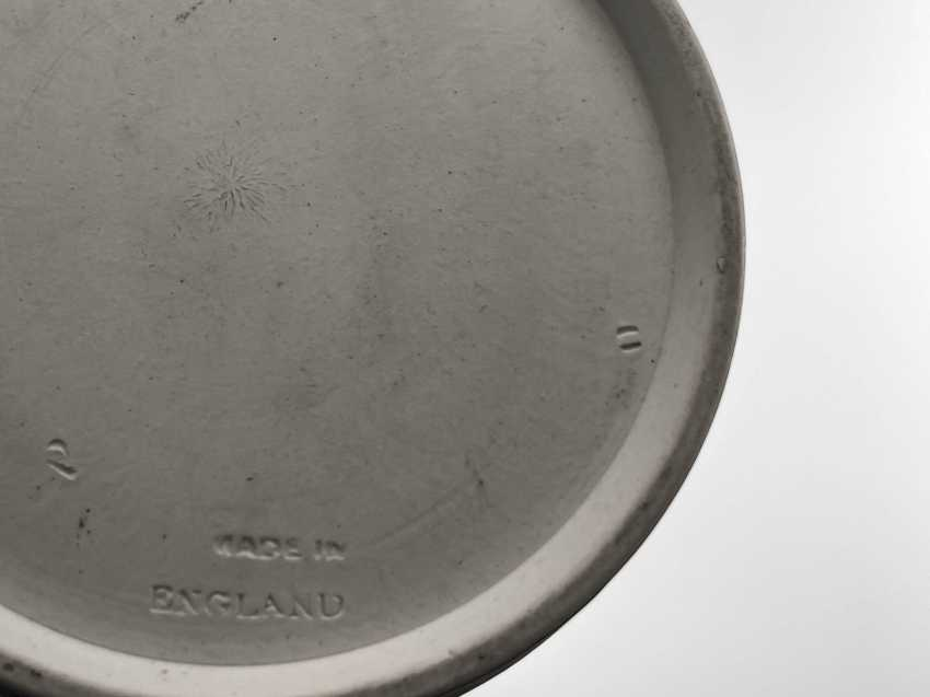"Jug Wedgwood ""Vine"". Neo-classicism, England, biscuit porcelain, handmade. 1908 - 1929. - photo 2"