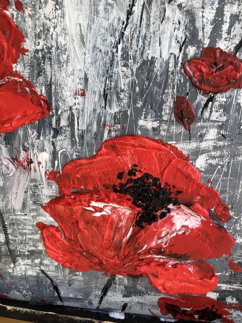 ANASTASIYA BELEVA. Poppy field - photo 3