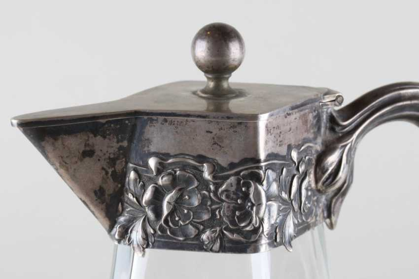 A decanter in the art Nouveau style, 84 sample. - photo 2