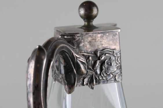 A decanter in the art Nouveau style, 84 sample. - photo 4