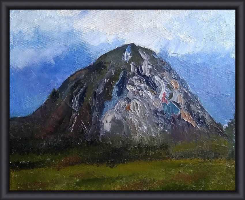 Lilita Salimova. Mountain Tarutao - photo 1