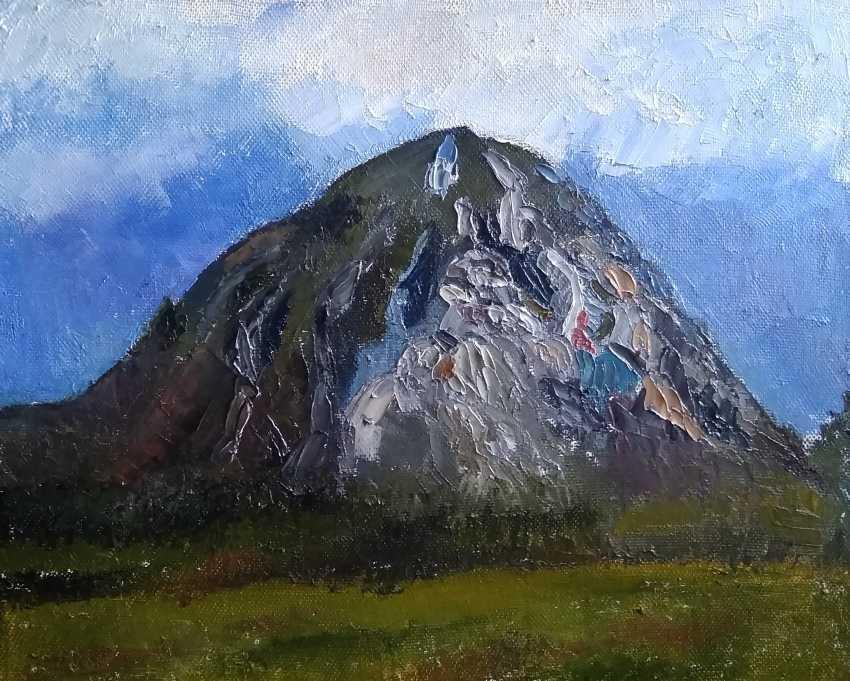Lilita Salimova. Mountain Tarutao - photo 2
