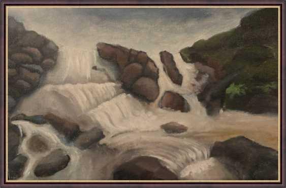 Lilita Salimova. Waterfall Kuk-Karauk - photo 1