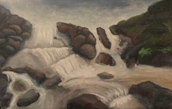 Lilita Salimova. Waterfall Kuk-Karauk - photo 2