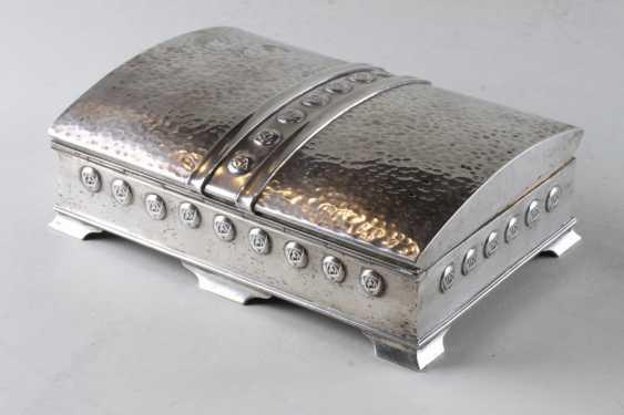 Jewelry box art Nouveau, 800 test. - photo 1