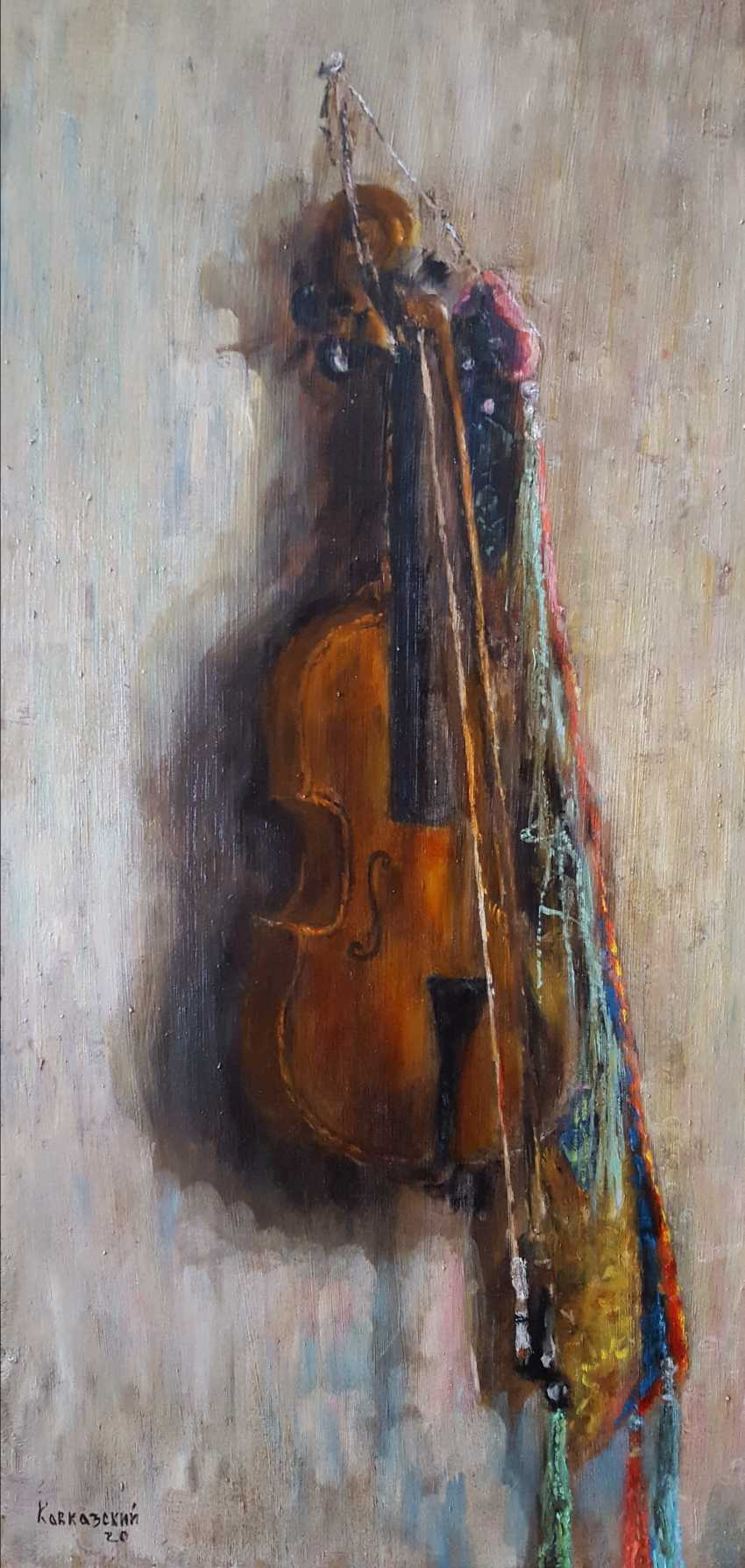 Yrij Kavkazskij. Violine - Foto 1