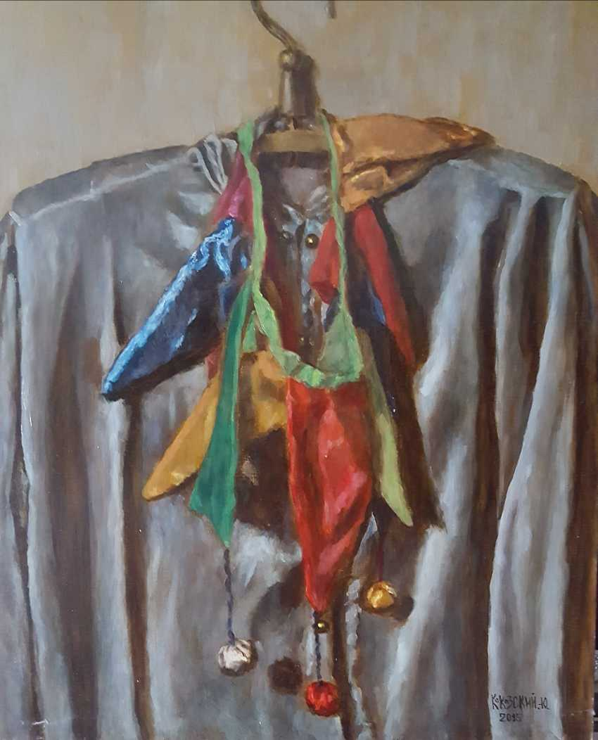 Yrij Kavkazskij. Anzug spielmannes - Foto 1