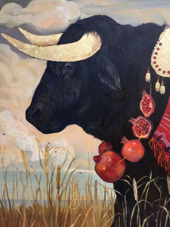 Maria Merz Muromtseva Muromtseva Merz. Black bull. POWER - photo 2