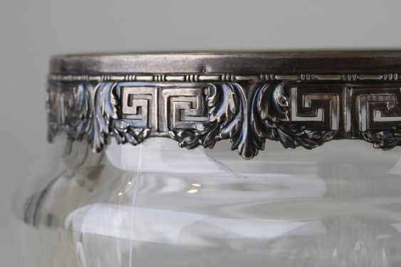 Vase with silver rim. Germany, n of the 20th century - photo 2