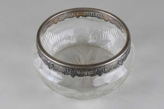 Vase with silver rim. Germany, n of the 20th century - photo 4