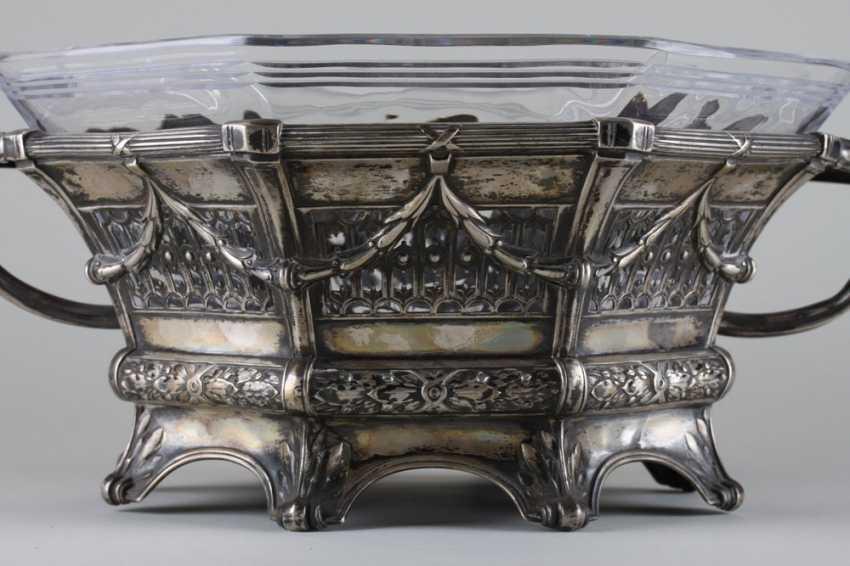 Vase, handmade, 800 test. Germany - photo 4