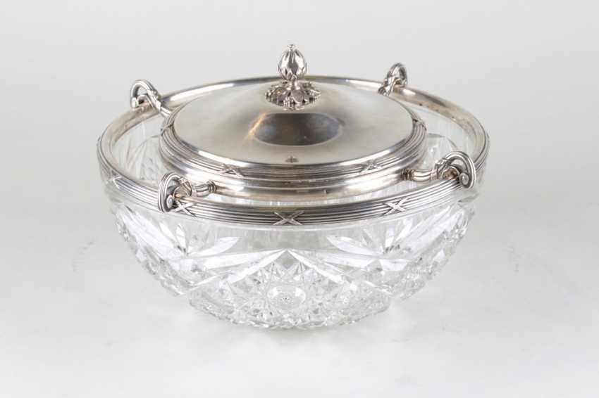 Large vase caviar. France, 1900-ies - photo 1