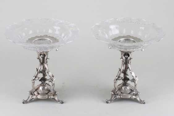 This pair of vases. France, 19th century - photo 1