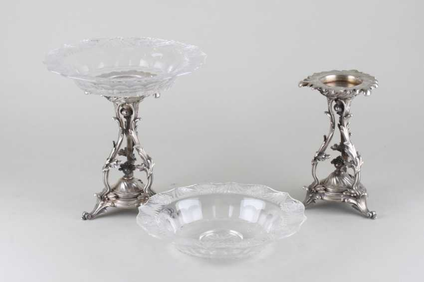 This pair of vases. France, 19th century - photo 2